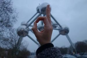 … in Brüssel