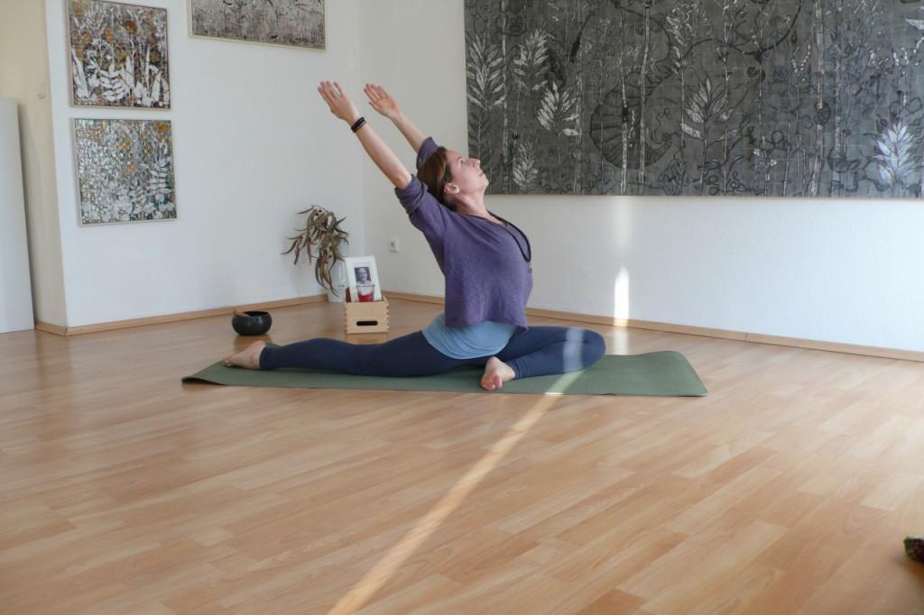 Neuer Hatha Yoga Kurs in neuen Räumlichkeiten